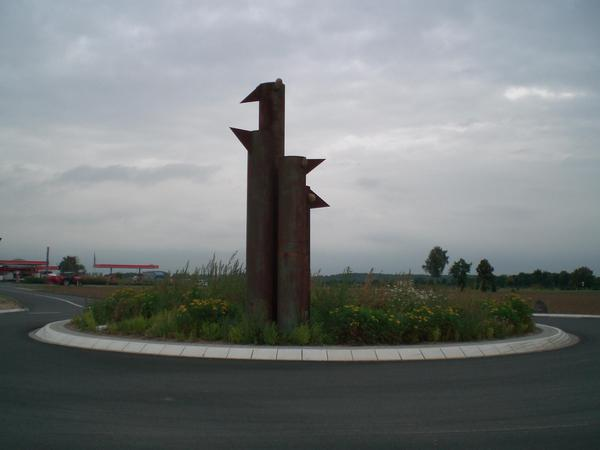"""Gewerbegebiet """"An der Römerallee"""""""