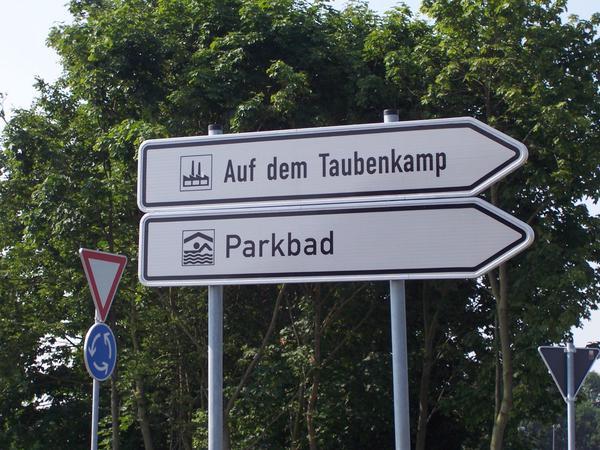 Gewerbegebiet Wassenberg-Forst